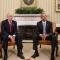 Obama-Trump incontro freddo, ma fuori l'America si scalda