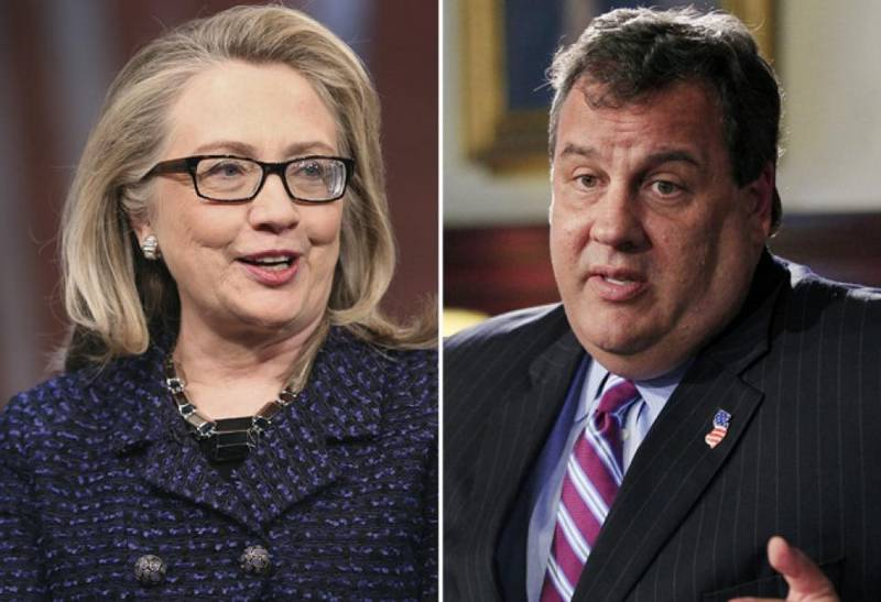 Hillary cerca in SC larga vittoria, Trump 'incassa' Christie