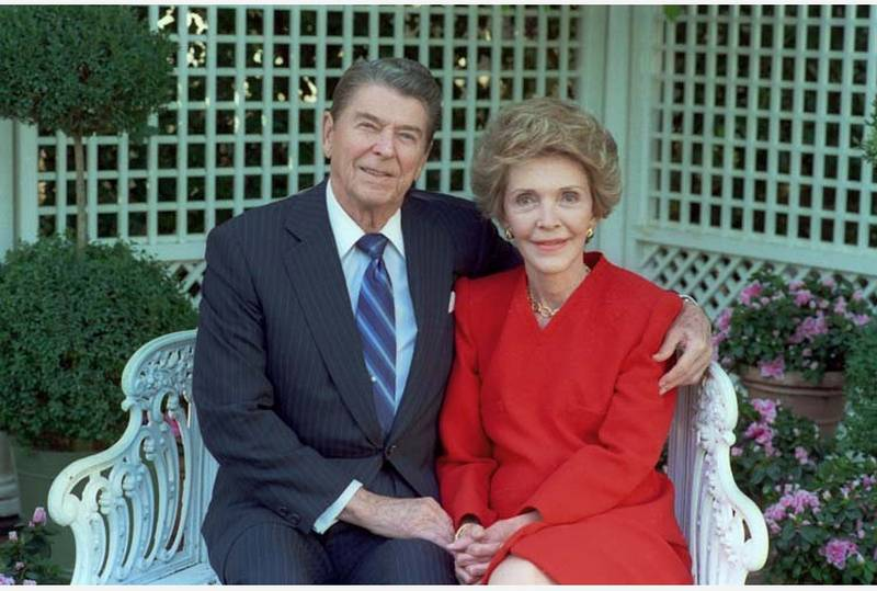 Lutto per la Casa Bianca, morta Nancy Reagan