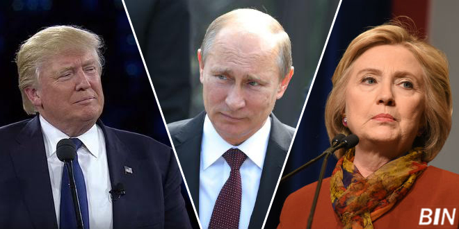 Fbi su furto mail, ipotesi ingerenza Putin in Hillary vs Trump