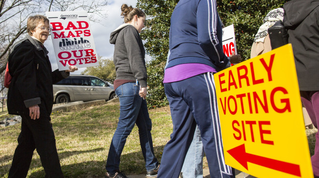 Early Voting: a ieri si vota già, urne aperte in North Carolina