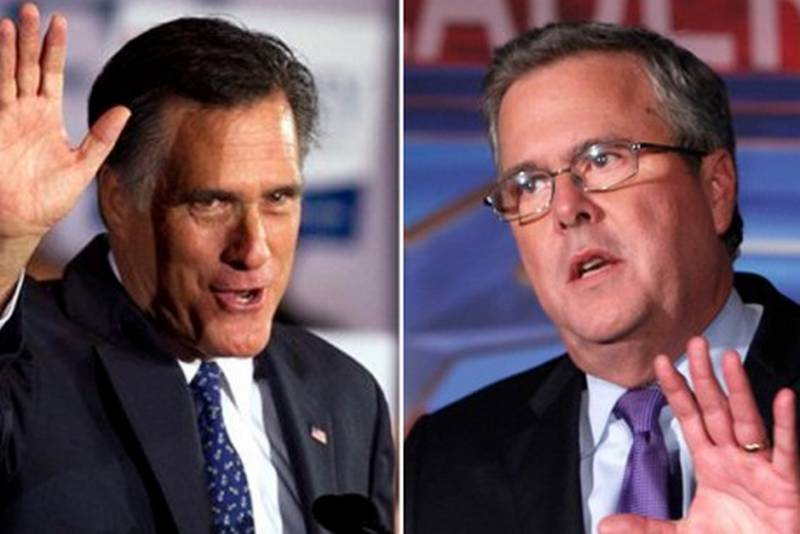 Repubblicani: primarie; con Romney out, Jeb in pole