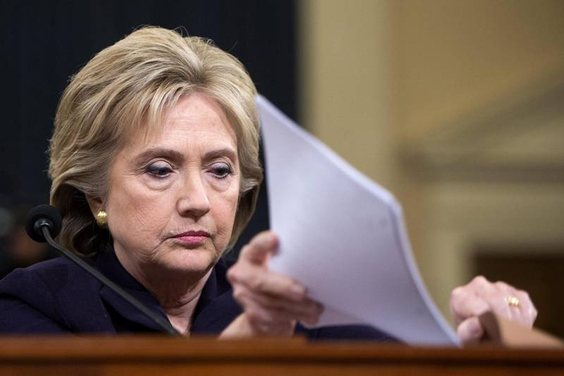 Hillary: Bengasi ed email, 11 ore sotto torchio