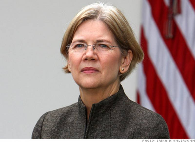 Democratici: staff Obama lancia Warren anti-Hillary