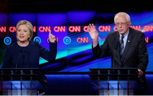 00160415Hillary-Sanders-debate