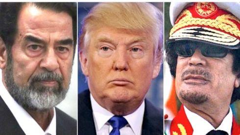 00160708Saddam-Trump-Gheddafi