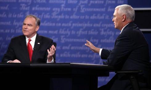 00161005Kaine-Pence-debate