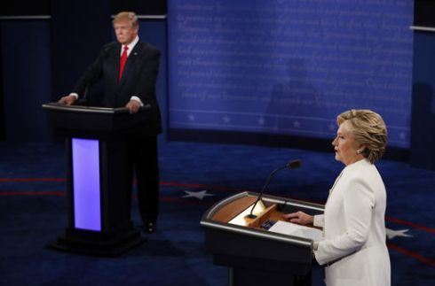 00161020debate3-Trump-Hillary