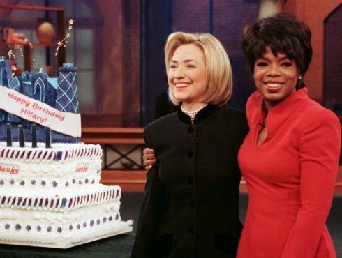 Hillary&Oprah